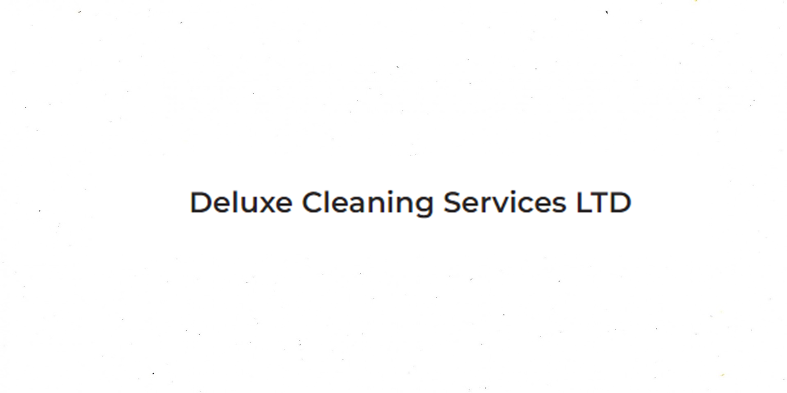 Deluxe Cleaning Services ltd