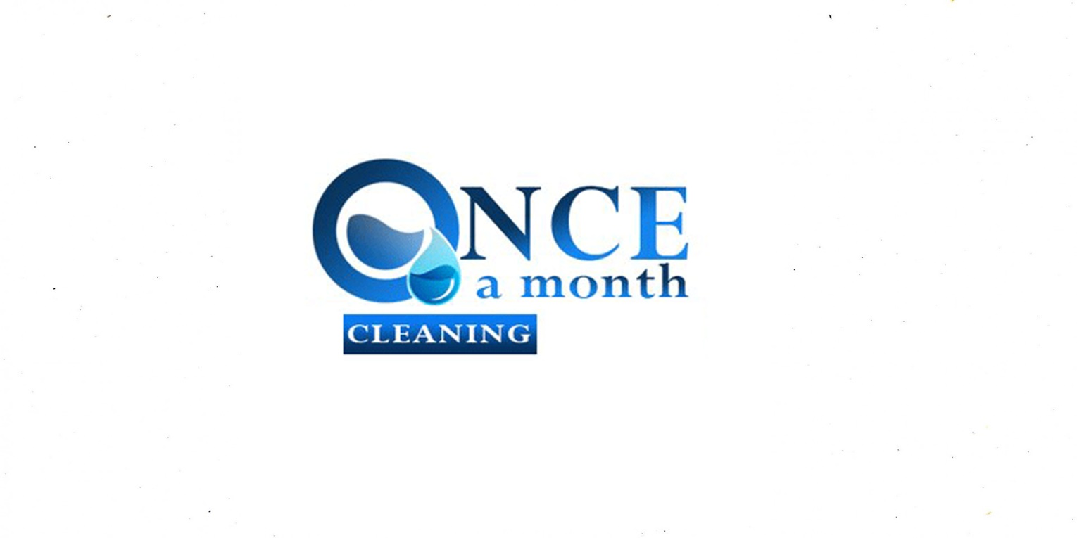 Once A Month Cleaning