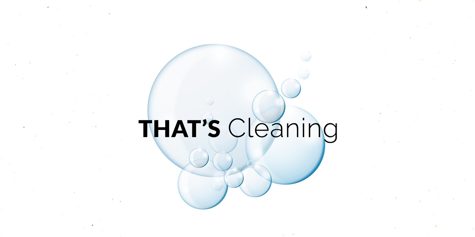 That's Cleaning