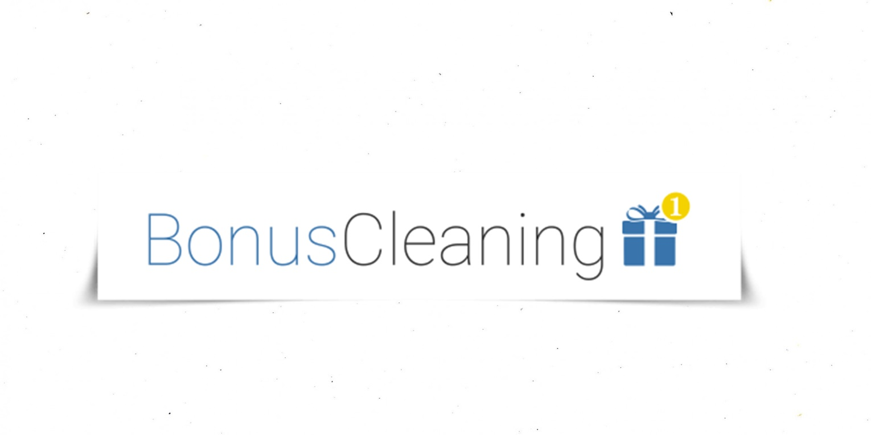 Bonus Cleaning